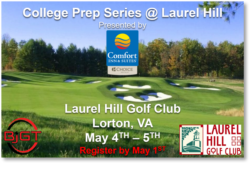 Laurel Hill Golf Club, Lorton, VA